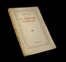 GIDE (André) - La Symphonie pastorale.