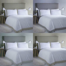 Serene Madison Border Duvet Cover Set