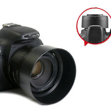 Plastic Black Lens Hood ES-68 L-HOOD ES68 Lisht for Canon EF50mm F1.8 STM