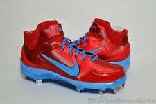 MLB All Star Game 2011 Nike Huarache 2KFRESH Player Exclusive PE Cleats AL Sz 10