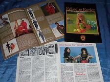 EDUSCHO  Kurier , September - November 1972 , Reklame Magazin / Werbung