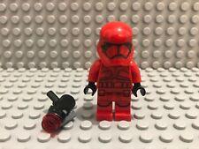 LEGO Star Wars minifigure - Sith Trooper - (sw1065) - Brand New includes blaster