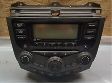 HONDA ACCORD  RADIO CD PLAYER  STEREO CLIMA 39050-SEF-E130