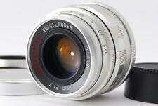 【Exc+++++】Voigtlander Ultron 35mm f1.7 Aspherical Lens from Japan 371