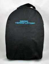 Germ Terminator Toothbrush Sanitizer TRAVEL BAG ONLY Unused Black Zipper Handy