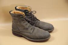 #6 ECCO HydroMax Brown Leather Boots Size 42