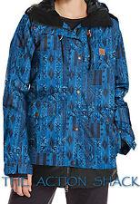J2942 • DC Shoes Riji Snow Jacket • NWT Womens Juniors Medium Tribal • #27929