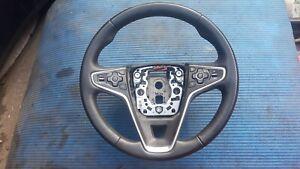 vauxhall insignia 2014 steering wheel