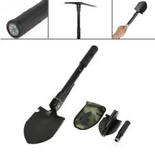 Multifunction Folding Camping Shovel Military Tactics Outdoor Survival Spade SD