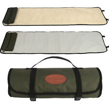 Tourbon Gun Cleaning Mat Rifle/Shotgun Cleaner Pad Pocket 2 Colors Fleece Lined