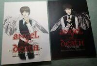 Hellsing Doujinshi Comic Book Walter Angel of Death vol 5 & 3 Angel of Death