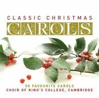 Cambridge Kings College Choir - Classic Christmas Carols [CD]