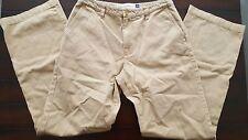 Womens Gap Beige Pants Sz 6R...Very Nice!