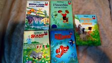 5x Walt Disney World of Books Bundle (9)