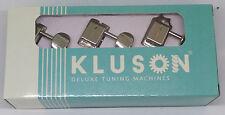 Meccaniche KLUSON vintage single line - nickel