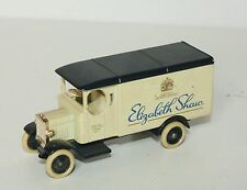 Lledo Days Gone Model Car with Elizabeth Shaw Advertisement