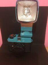 Diana Mini 35mm Film Square Format / Half-Frame Camera with Diana F+ Flash Used
