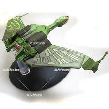 STAR TREK Collection #3 Klingon bird of prey Diecast Model Starship Spaceship