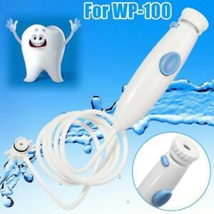 With Gasket Standard Water Hose Handle For Waterpik Wp-100 130 140 Flosser  NEW
