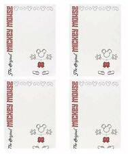Disney Parks Kitchen Towel The Original Mickey Mouse Set of 4