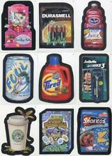 Wacky Packages Series Two 55 Sticker Card Set Topps 2005