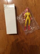 "1996 Marvel ToyFare Exclusive Mail Away FireStar 5"" Action Figure ToyBiz toy"