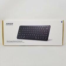 Anker A7721 Ultra Compact Slim Profile Bluetooth Wireless Keyboard