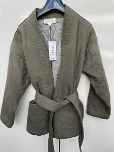 Quilted Kimono Jacket By Per Una.  Size 10
