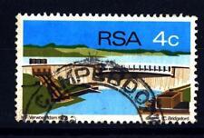 SOUTH AFRICA - SUD AFRICA - 1972 - Completamento della diga H. F. Verwoerd