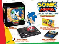 Sonic Mania: Collector's Edition (Microsoft Xbox One, 2017) BRAND NEW