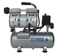 HYUNDAI Silent Kompressor SAC55751 (Druckluftkompressor, Flüsterkompressor)