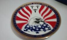 Operation Desert Storm Support Our Troop Plate 1991 # 154 A