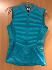 Nike AeroLoft Women's Running Vest- turquoise- womens size S