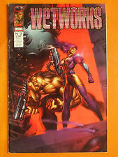 WETWORKS N° 3 du 11/1997- Image comics éditions SEMIC
