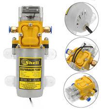 DC 12V-24V 30W Motor 3.6L/min High Pressure Diaphragm Water Self Priming Pump