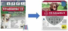 Advantix Ii Tick for Extra Large Dog over 55 pounds 4 month supply