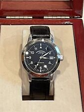 Muhle Glashutte M12 Sport Watch- Classic German Timepiece! Own History