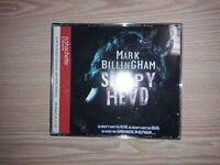 MARK BILLINGHAM SLEEPYHEAD SLEEPY HEAD AUDIO BOOK CD 5 CD SET