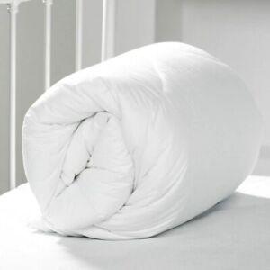 Charismatic Cotton 13.5Tog Corovin Duvet/Quilt Uk Size Single Double King S King