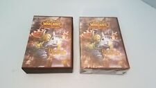 World of Warcraft Heroes of Azeroth Raid Starter Deck for Card Game Lot of 2