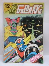 GOLDRAKE 12 ATLAS UFO ROBOT 1979 fumetto edizioni FLASH