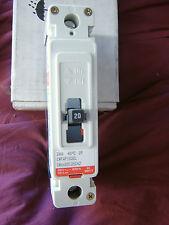 CUTLER HAMMER 1P 20 AMP SERIES C INDUSTRIAL CIRCUIT BREAKER, Brand New