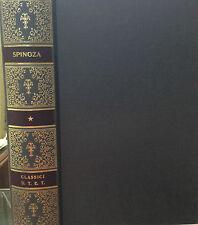 (Filosofia) SPINOZA  . Classici Utet 1997