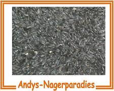 5kg Sonnenblumenkerne schwarz  Vogelfutter, Winterfutter Streufutter Ernte 2017