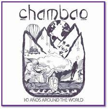 Chambao - 10 Anos Around The World  (CD 2 disc) NEW