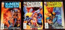 X-Men Black Sun 1 4 & 5 3-Issues 2000 Mini Series Rare