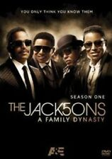 The Jacksons: A Family Dynasty (DVD, 2010, 2-Disc Set)