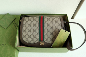 AUTHENTIC GUCCI GG Ophidia Small Shoulder Bag