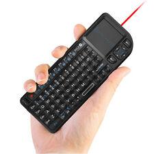 Rii Wireless Mini Keyboard V3 Mouse,backlight,Laser Pointer for Tablet, 013