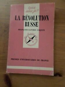 Buch Die Revolution Russe Von Frechdachs, Den Sais-Je